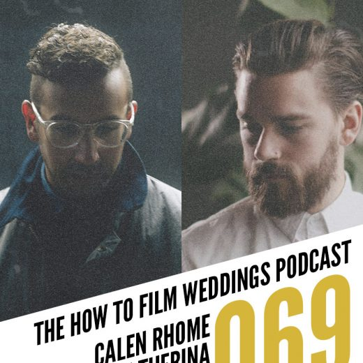 "Hear Gamut on the ""How to Film Weddings Podcast"""
