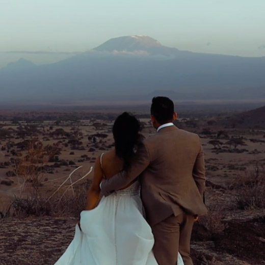 An Amazing Wedding Teaser from Kenya