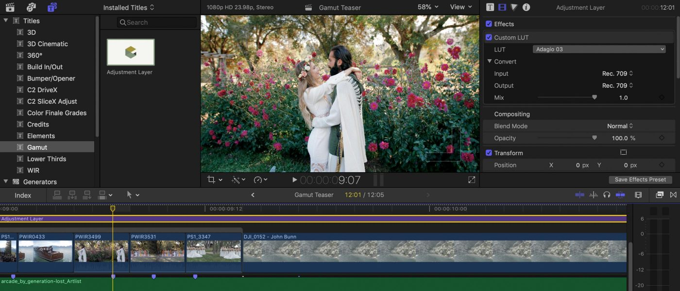 Color Grading Software for Professional Videographers