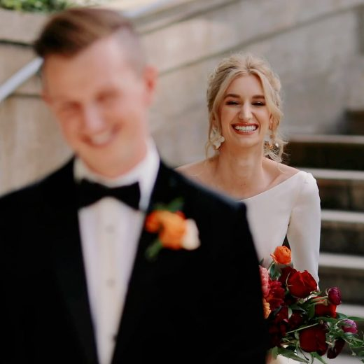 An Amazing Wedding Graded with Adagio